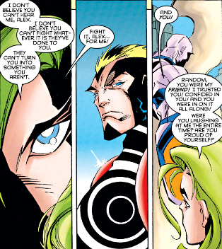 Polaris page 4 of 11 uncannyxmen to her new teammate random for a shoulder to cry on never susepcting his involvement in her lovers departure randoms connection to the dark beast publicscrutiny Choice Image
