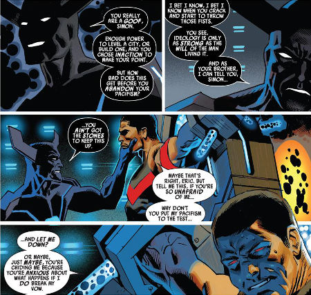 GRIM REAPER: Page 3 of 3   Mighty Avengers