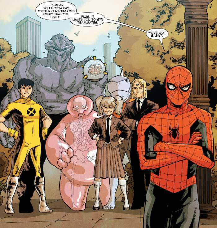 X Men Girl Characters NO-GIRL | uncannyxmen....