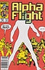 Alpha Flight (1st series) #25
