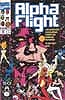 Alpha Flight (1st series) #99