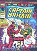 Captain Britain (1st series) #2