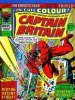 Captain Britain (1st series) #8