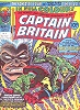 Captain Britain (1st series) #9