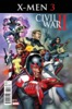 [title] - Civil War II: X-Men #3 (Mike Mayhew variant)