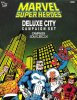 [title] - TSR's Marvel Super Heroes: Deluxe City Campaign Set