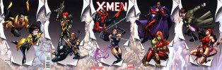 [title] - X-Men (3rd series) #1 (Gatefold Variant)
