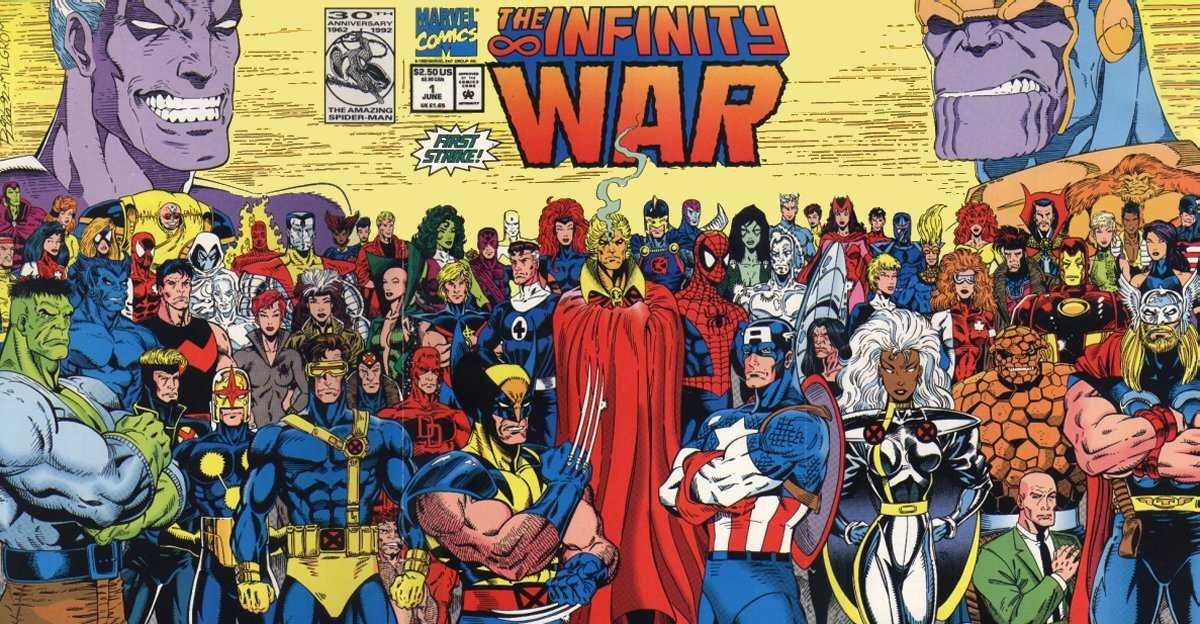 Infinity Gauntlet 6