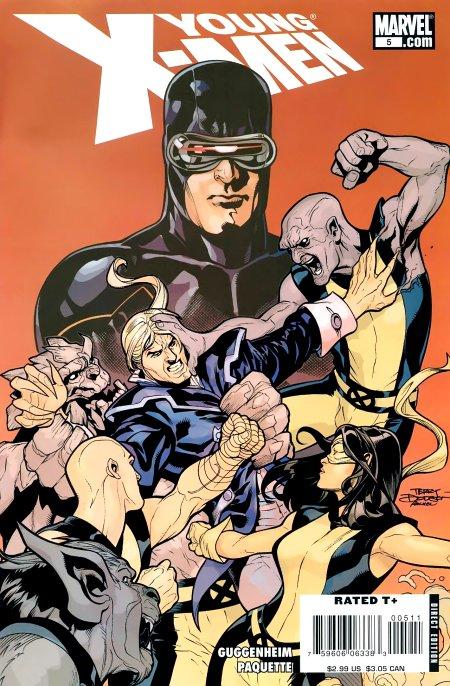 Young X Men 5