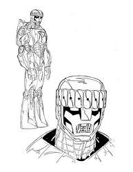 Sentinel Squad O.N.E. Sketch