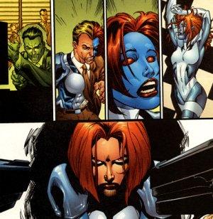 X Men Mystique