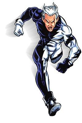 Quicksilver X Men Comic QUICKSILVER | uncannyx...