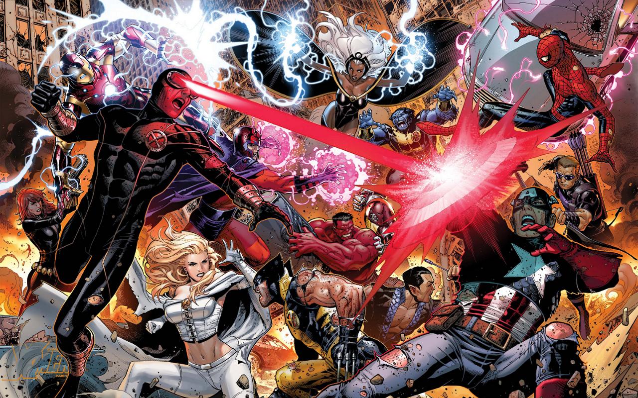 pics photos avengers vs x men wallpaper
