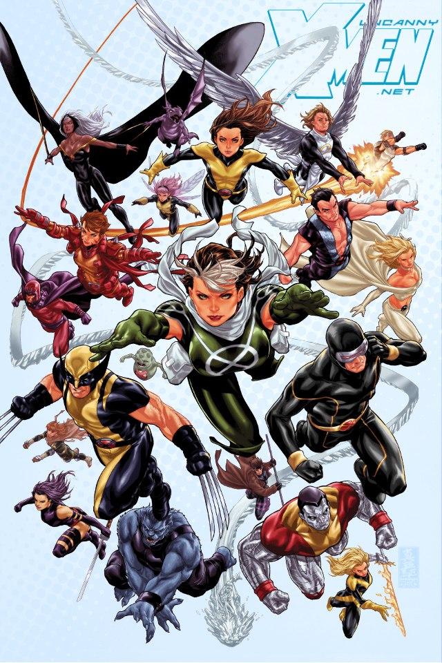 iPhone 7 Plus - Comics/X-Men - Wallpaper ID: 295724